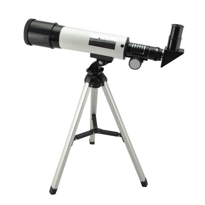 Telescope With Portable Tripod