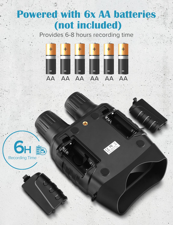 Night Vision Device Binoculars